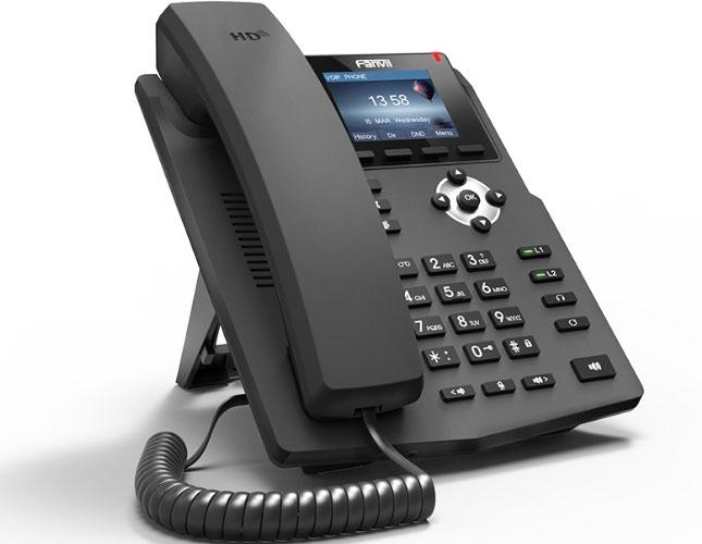 EC电话机X3S